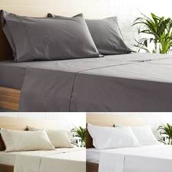225TC Bamboo Cotton Sheet Sets