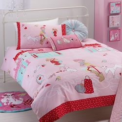 Born To Shop Quilt Cover Set