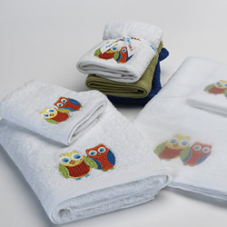 Wise Owl Towels