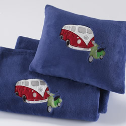 Combi Van Blanket Set