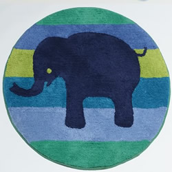 Animal Patch Rug