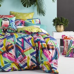 Alpha Quilt Cover Set