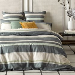 Brooks Green Quilt Cover Set
