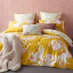 Carroway Quilt Cover Set