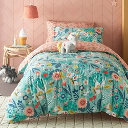 Fable Quilt Cover Set