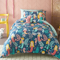 Sirena Quilt Cover Set