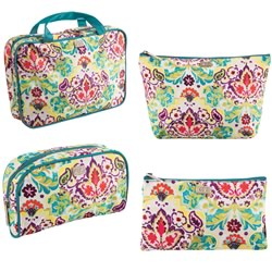Nyah Toiletry Bags