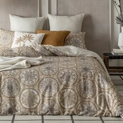 Rafia Quilt Cover Set