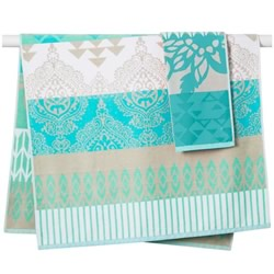 Russo Mint Towels