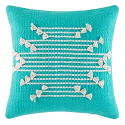 Channing Teal Cushion