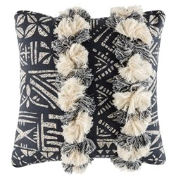 Amala Navy Cushion