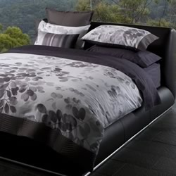 Austin Brown Quilt Cover Set