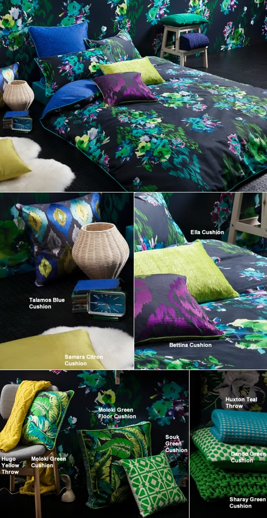 Cot Bed Quilt Cover And Pillowcase