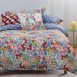 Daisy Quilt Cover Set