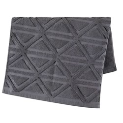 Finnley Charcoal Towels By Kas Cottonbox