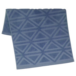 Mason Denim Bath Mats