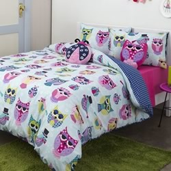 Quirky Crew Quilt Cover Set