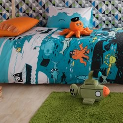 Under The Sea Quilt Cover Set