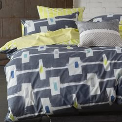 Alika Quilt Cover Set