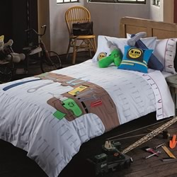 Tool Belt Quilt Cover Set