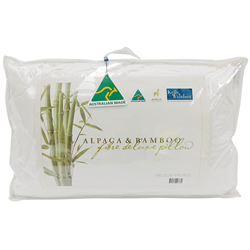 Alpaca Bamboo Pillows