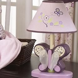 Sugar Plum Lamp