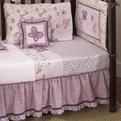 Sugar Plum Cot Sheets