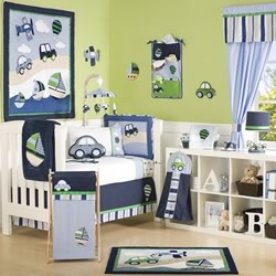 Cambridge Cot Set