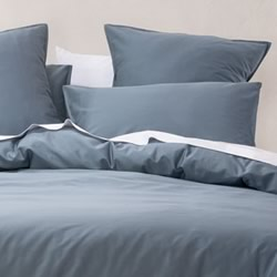 Nara Bluestone Standard Pillowcase