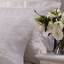 Madison White Pillowsham