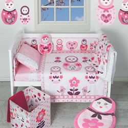 Adele Nursery Set