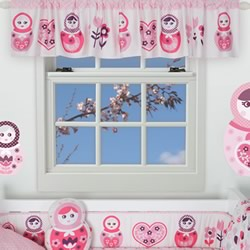 Adele Window Valance