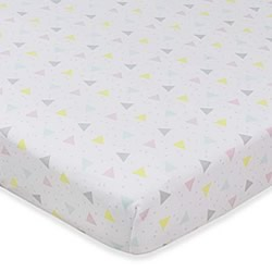 Sprinkles Jersey Cot Sheet
