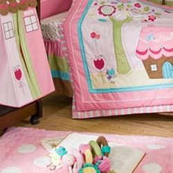 Baby Doll Bed Skirt