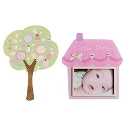 Baby Doll Wall Plaques