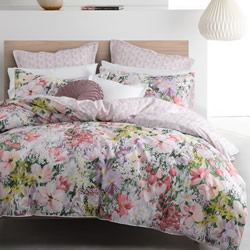 Liberty Bloom Quilt Cover Set