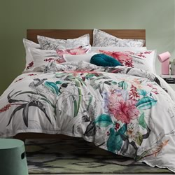 Tahani Spring Quilt Cover Set