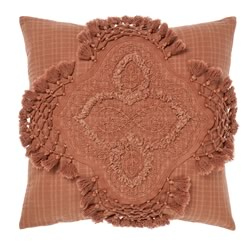 Alli Baked Clay Cushion