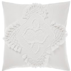 Alli White Cushion