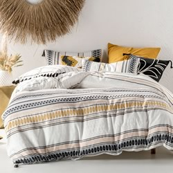 Khali Chai Quilt Cover Set