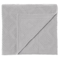 Maya Grey Throw