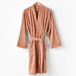 Nara Clay Bamboo Bath Robes