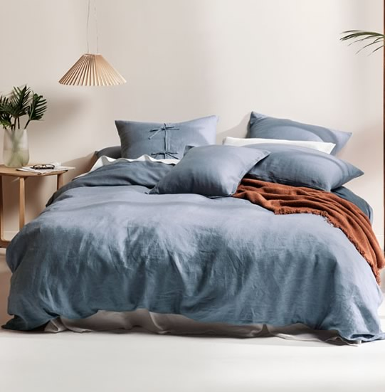 Nimes Nightfall Quilt Cover Set