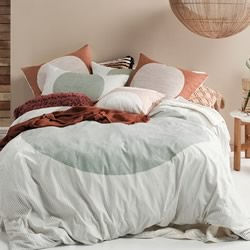 Solar Stillwater Quilt Cover Set