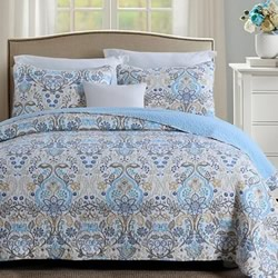 Istanbul Cotton Coverlet Set