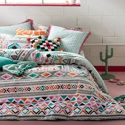 Antigua Quilt Cover Set