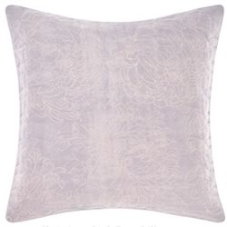 Christiane Pink European Pillowcase