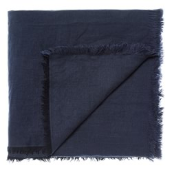 Linden Indigo Throw