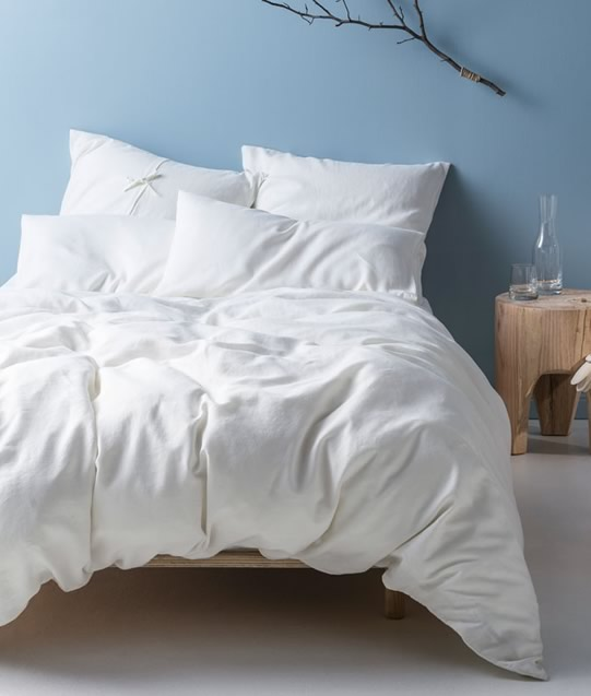 Nimes White By Linen House Cottonbox