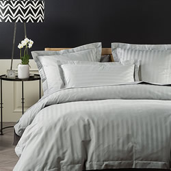 Vaucluse Silver Quilt Cover Set